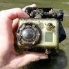 Después de diecisiete meses es encontrada una GoPro debajo del agua, mira lo que grabó