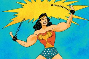 """El verdadero cómic de """"Mujer Maravilla"""" está ahora en la web"""