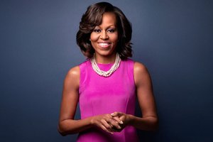 Estudiantes molestos tuitean a Michelle Obama