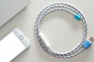 Inventan cable que en la mitad del tiempo carga tu Smartphone