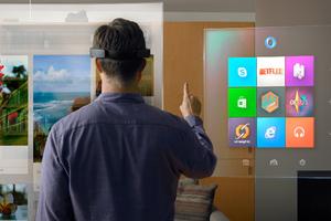 Microsoft apuntará al futuro en hologramas
