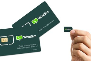 ¿Usar WhatsApp sin plan de datos ni wifi?
