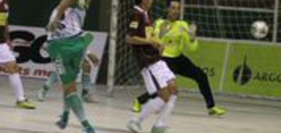En el último minuto gana Deportivo Meta en liga de fútbol sala