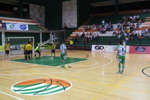 Deportivo Meta perdió con Águilas Doradas en semifinal de liga de futsala