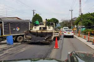 Llantas usadas serán utilizadas en construcción de carreteras