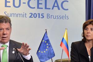 Si es esa es la forma de buscar la paz, las Farc se equivocan de cabo a rabo: Presidente Santos