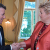 'En la práctica, Colombia ya comenzó el posconflicto': Presidente Santos