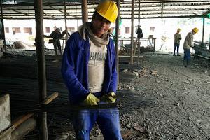 Construcción, segunda actividad que más jalonó la economía