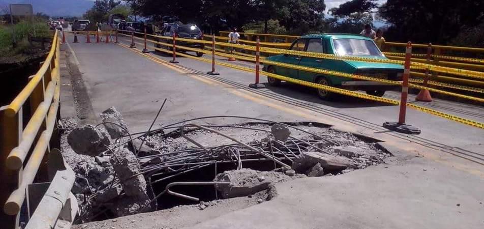 Habilitan paso a un carril en la vía Villavicencio- San Martín