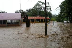 Declaran calamidad pública y urgencia manifiesta en 23 municipios metenses afectados por el invierno