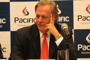 """""""Pacific sigue siendo la empresa independiente de petróleo y gas líder en América Latina"""" Ronald Pantin"""