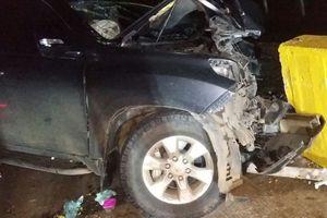 Herido alcalde de Mesetas en aparatoso accidente de tránsito