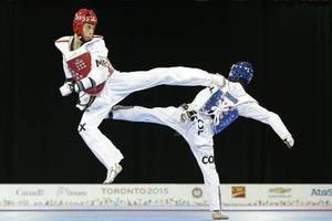 El taekwondo también suma medallas para Colombia en Panamericanos en Toronto