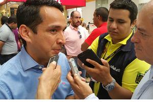 Wilmar Barbosa, alcalde de electo de Villavicencio, se posesiona el 29 de diciembre