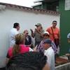 Protestas en Caney Alto en Restrepo por demoras en pavimentación de vía
