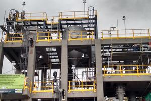 Ecopetrol culmina construcción de planta piloto para diluir crudos pesados y extrapesados
