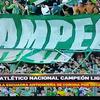 Nacional, el más campeón de Colombia