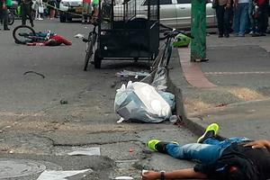 Asesinan a tres personas en Villavicencio