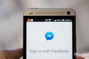 Messenger de Facebook llega 500 millones de usuarios