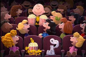 Charlie Browne y Snoopy regresan con película