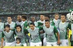 Nacional campeón de la Liga colombiana en el 2013