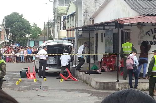 Identifican personas asesinadas a balazos  en Villavicencio
