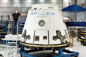 Se confirma que Google invierte  mil millones de dólares en SpaceX