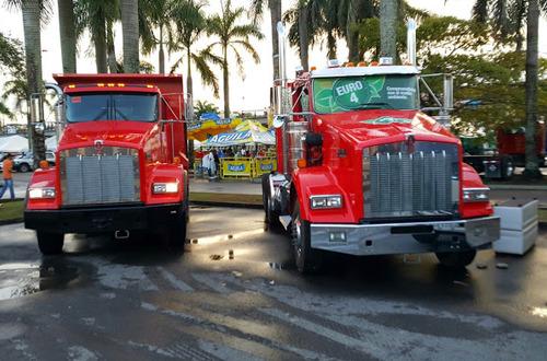 Camioneros se reúnen hoy en Bogotá para definir nueva jornada de paro