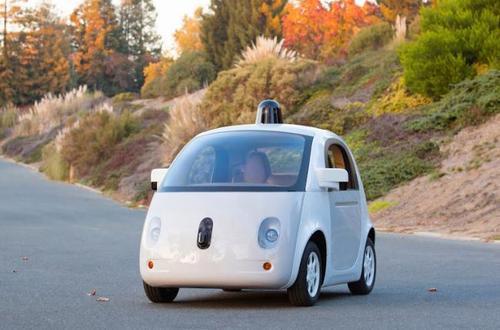 Google lanzaría servicio de transporte autónomo