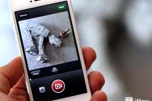 Instagram permite  ver vídeos en loop desde l aplicación