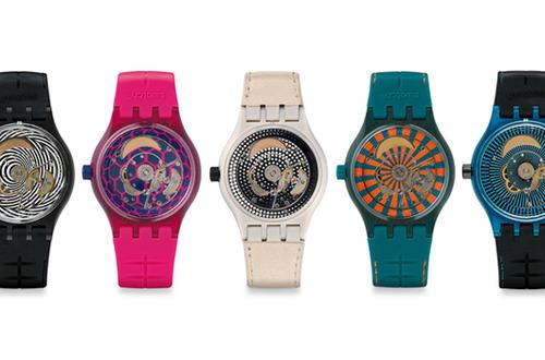 Swatch estaría lanzando relojes inteligentes