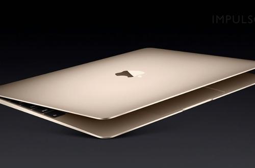 Llega la nueva MacBook con pantalla Retina