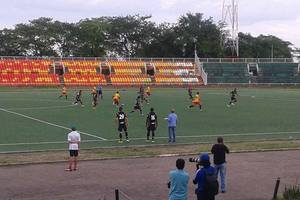 Llaneros fútbol club empató en el macal
