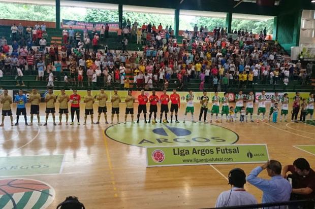 Deportivo Meta, eliminado de la final de la liga nacional de fútbol sala
