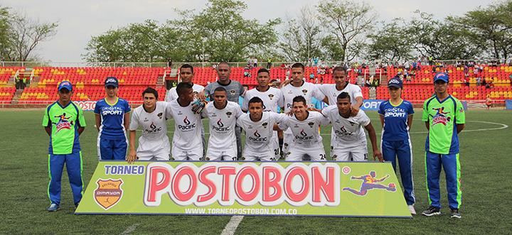 Llaneros perdió 1-0 ante Universitario de Popayán