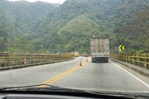 Desde este 25 de mayo habrá cierres temporales en la vía Bogotá-Villavicencio