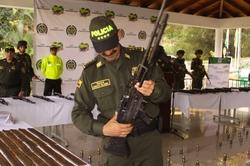 Incautan arsenal a presuntos integrantes de la disidencia del Erpac