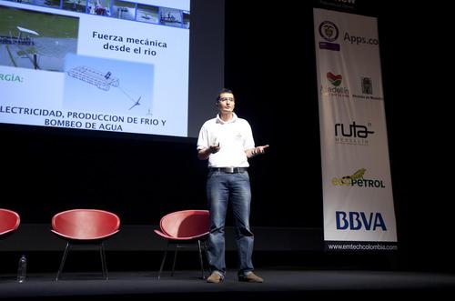 Egresado de Unillanos destacado entre los 10 mejores innovadores de Colombia por prestigiosa revista de tecnología