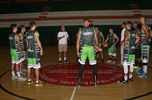 Llaneros B.C. alista su debut en Liga Directv del baloncesto colombiano