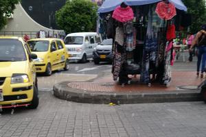 El eterno problema de espacio público en Villavicencio