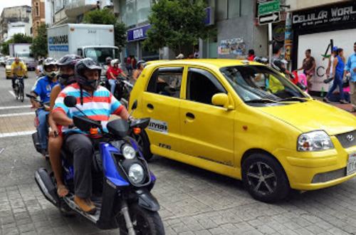"""""""No se acabarán las zonas de permitido parqueo o zonas azules"""": alcalde de Villavicencio"""