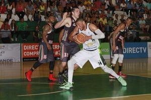 Llaneros, imbatible en la liga de baloncesto profesional colombiano