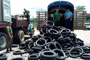 Hay 5600 llantas menos en Villavicencio