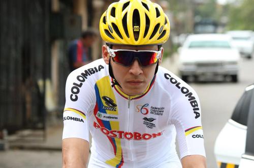 El metense Cristián Serrano gana bronce en Panamericano de Ciclismo