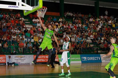 Llaneros no se cansa de ganar en el baloncesto profesional colombiano