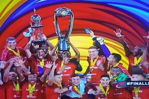 DIM, poderoso campeón del fútbol colombiano