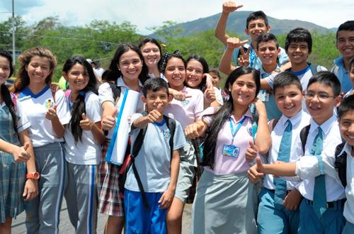Más de 10 millones de estudiantes se matricularon en el 2014