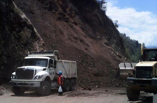 Empieza a normalizarse el tránsito automotor en vía Bogotá-Villavicencio