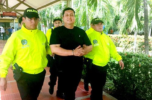 CAPTURADO: Jhon Jairo Torres, candidato a la alcaldía de Yopal