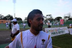 Manuel González renunció a Llaneros FC